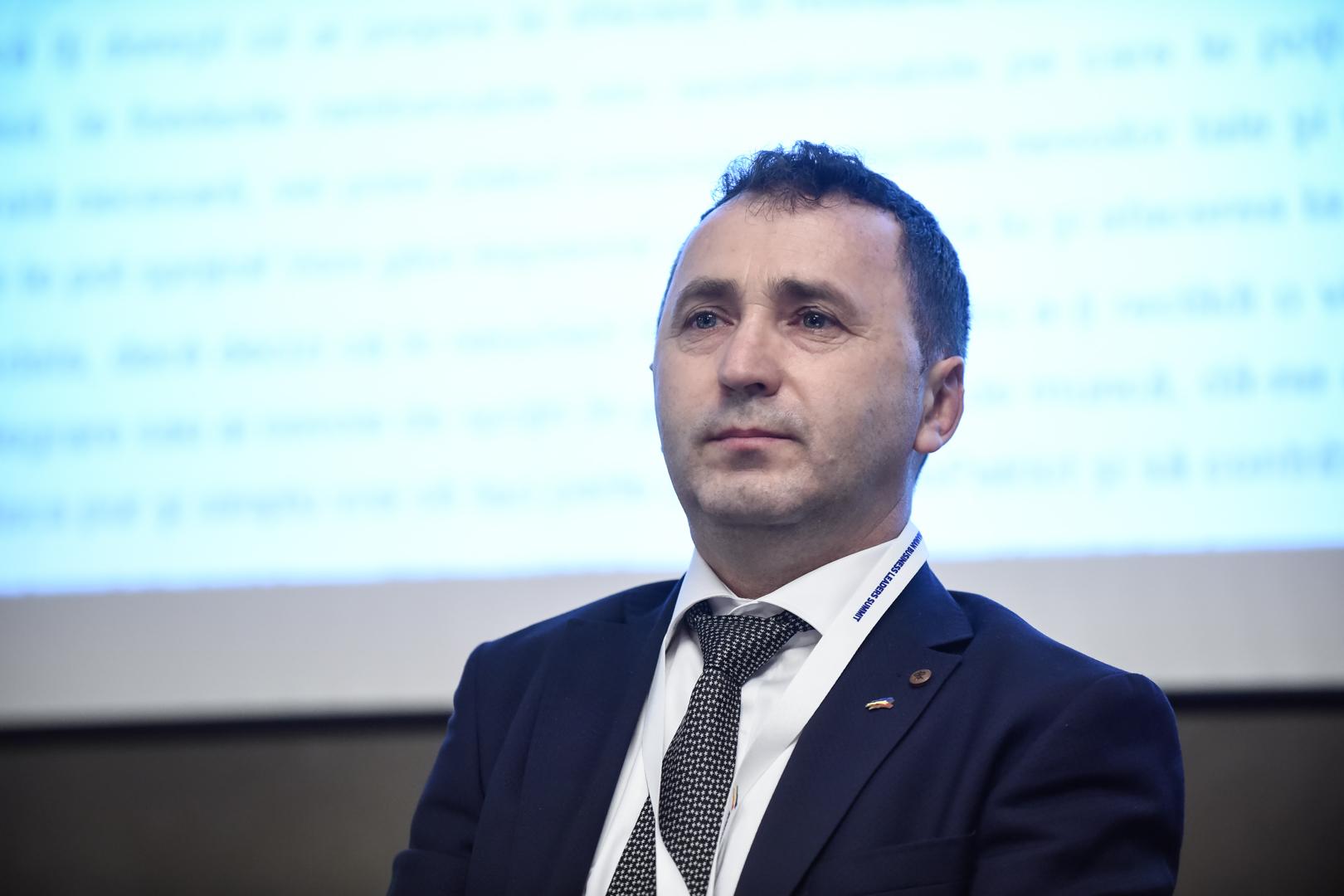 Valentin Făgărășian,Președinte Consorzio Edile Iro