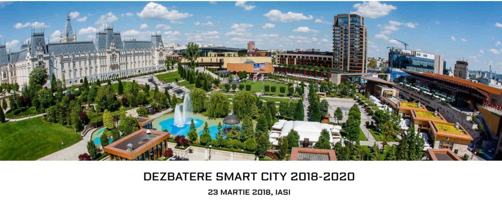 Foto Dezbatere Smart City Iasi