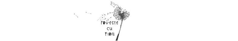 Poveste cu flori - logo