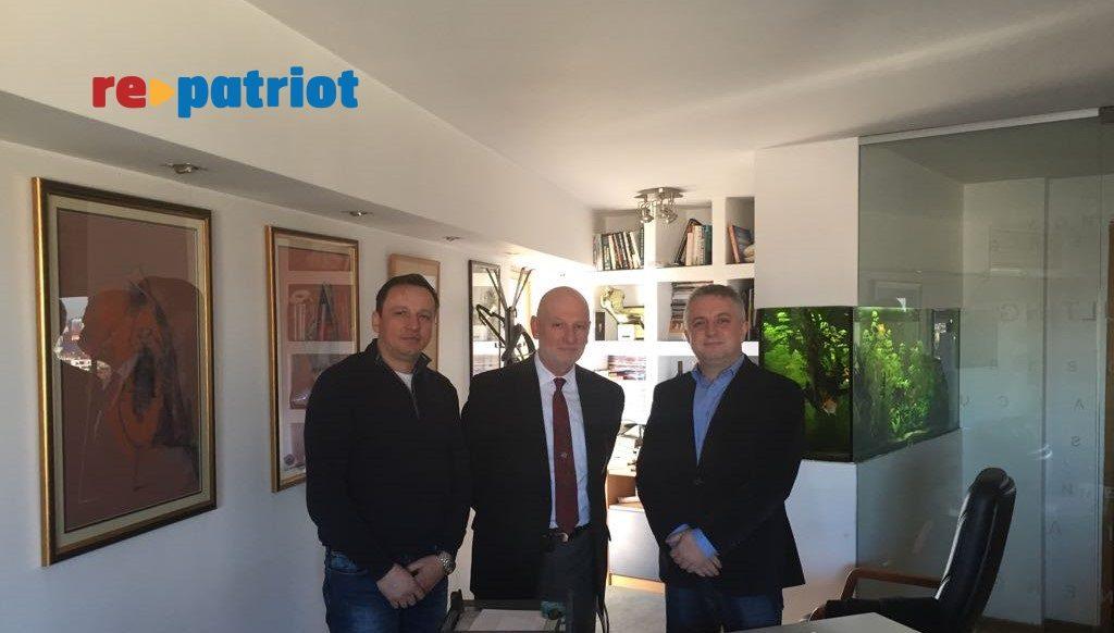 Elias Wexler, Marius Bostan, Emil Munteanu